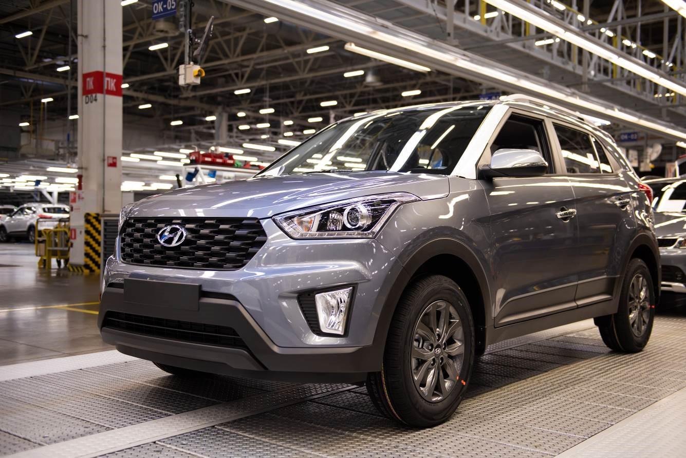 График работы российского завода Hyundai с 15 по 30 июня 2020 года