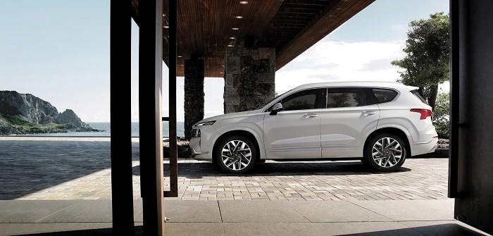 «Хендэ Мотор СНГ» представляет спецверсию обновленного кроссовера Hyundai Santa Fe